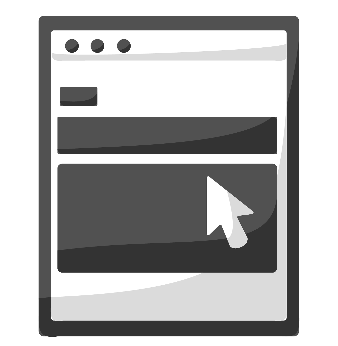 Front End Web Development Icon